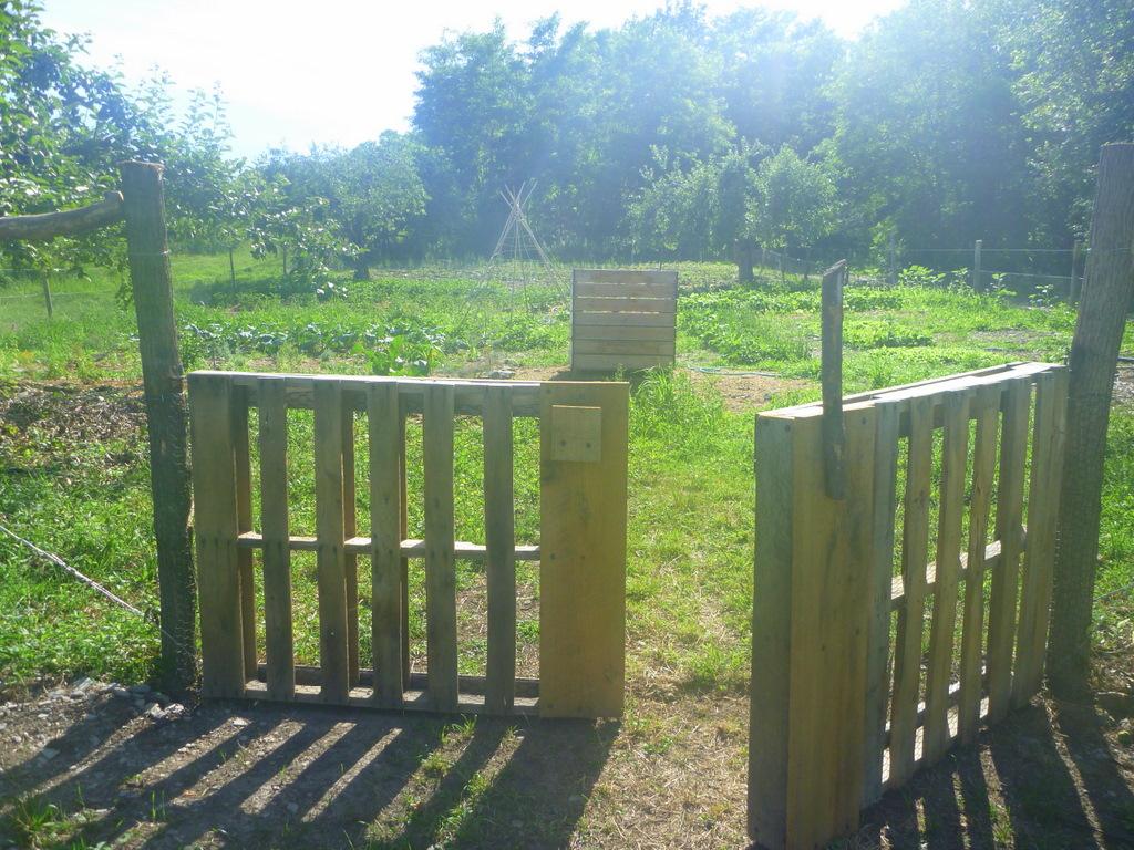 Rabbit Fence, Garden Gates.