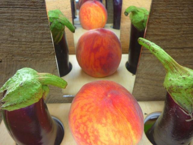 9 peach