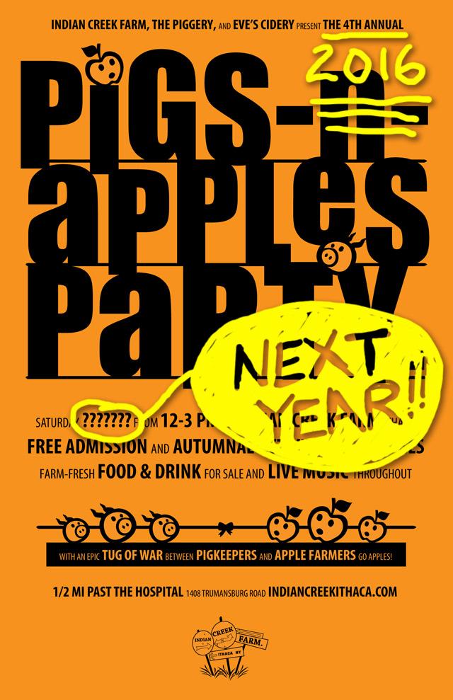 Pigs-n-Apples-POSTER-2014